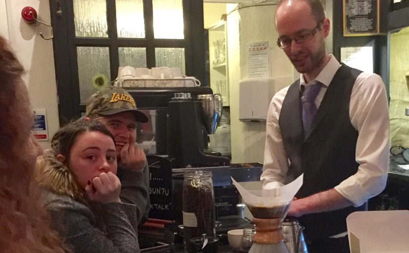 Working as a Blendly Barista Distributor – Coffee is Changing