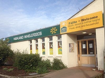 Highland Wholefoods – The Home of Fresh Coffee