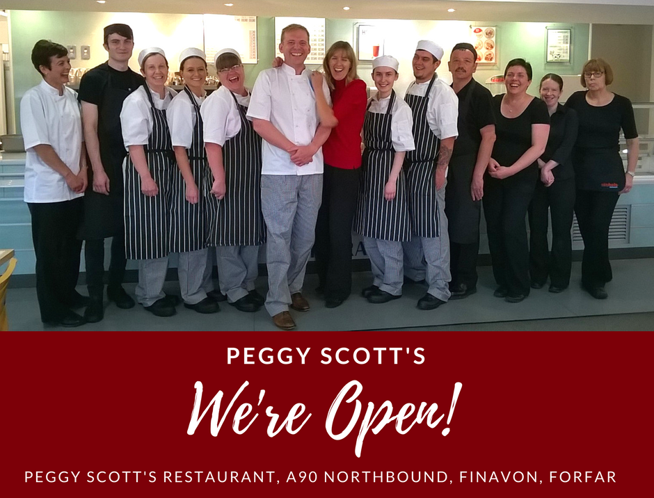 Peggy Scott's Restaurant – Speciality Coffee at the Heart of a Great Service