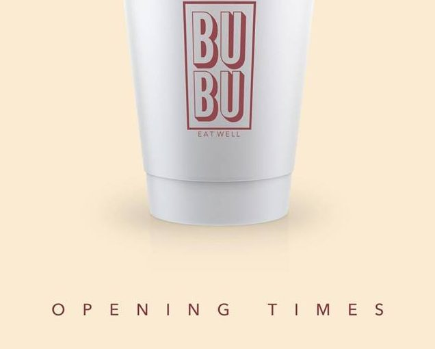 BUBU – Food and Coffee for Lovers of Greatness – Freshness and Innovation