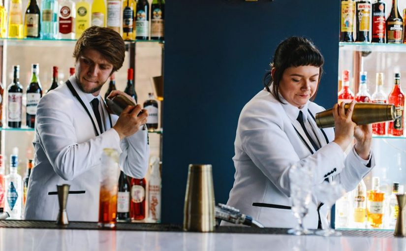 Modern Baristas with Innovation and Excellence at the Blue Rooms