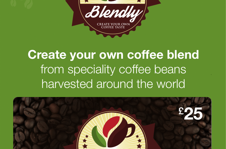 Blendly Retail Services – Barista Roasting Gift Cards for Growth