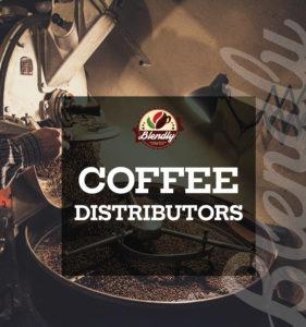 Coffee distributor